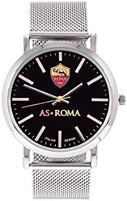 AS Roma Tidy 中性成人手表 钢制 均码