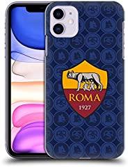 AS Roma 硬壳适用于 iPhone 11