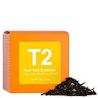 T2 Tea - 紐約早餐紅茶,散葉包裝100克(3.5盎司)