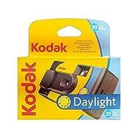Kodak SUC Daylight 39 800iso 一次性模拟摄像机 - 黄色和蓝色