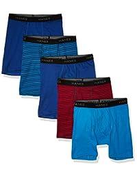 Hanes Ultimate 男孩平角内裤 5 件套