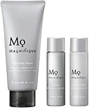 Manifique 试用套装 男士 洁面泡沫 130g+化妆水 30mL+乳液 30mL [护肤 洗面奶] [magnifique]