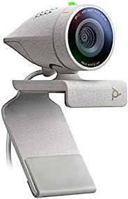 Poly - Studio P5 - 专业高清网络摄像头(Plantronics) - 1080p 高清 - 视频会议相机