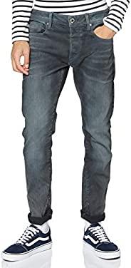 G-STAR RAW 男式牛仔裤 Grey (Dk Aged Cobler 3143) 32W x 30L