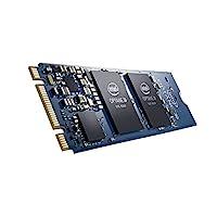 Intel 英特尔 Optane SSD 800P 系列(118GB,M.2 80mm PCIe 3.0,3D XPoint)