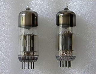 6N6P 匹配对 = 6N30P ECC99 E182CC 苏联 NEVZ Novosibirsk 金网格管 适用于 LIttle Dot、LD2 等。