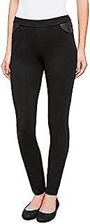 DKNY Pull On Ponte 长裤