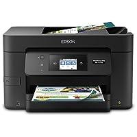 EPSON WorkForce PRO wf-4740無線一體機彩色噴墨打印機,復印機,掃描儀, Wi-Fi Direct