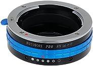 Fotodiox Pro 镜头安装适配器,适用于索尼 Alpha DSLR 镜头至 C-mount 电影相机和 * 摄像机