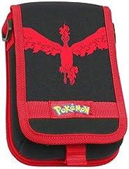 HORI Nintendo 3DS Pokemon Moltres 旅行袋 - 红色 - 3DS-505U
