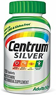 Centrum 善存 50 岁以上成人复合维生素/多种矿物质补充剂, 维生素 D3