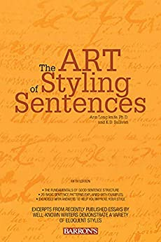 """Art of Styling Sentences (English Edition)"",作者:[Ann Longknife Ph.D, Sullivan. K.D.]"