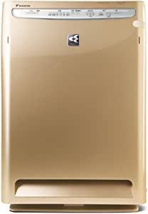 DAIKIN 大金 家用标准型空气净化器 MC70KMV2-N 香槟金(流光能技术 6层过滤 除雾霾\烟尘\异味 符合新国标)