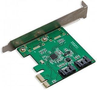 IO Crest 2 端口 SATA III PCI-Express x1 卡 (SI-PEX40094)