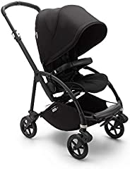 Bugaboo Bee6 嬰兒車 – 小巧輕便,可輕松折疊,適合旅行和城市生活。