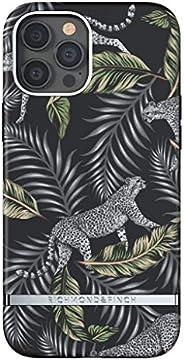Richmond & Finch 专为iPhone 12 Pro Max 6.7设计的外壳,银色丛林外壳适用于iPhone 12 Pro Max
