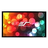 Elite Screens 可框架 - 固定框架投影屏幕SB92WH2 SableFrame B2 16:9, 92-inch