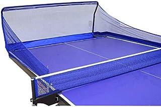 Skywin 乒乓球接球网 – 乒乓球回球板非常适合单人训练 – 乒乓球配件适合标准乒乓球桌,服务期间可靠收集球