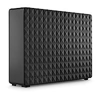 Seagate 希捷(STEB8000100)扩展台式机8TB外部硬盘驱动器HDD–用于PC笔记本电脑USB 3.0