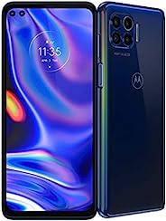 Motorola 摩托罗拉 One 5G | 2020 | 解锁 |美国制造| 4 / 128GB | 48MP相机| 蓝色