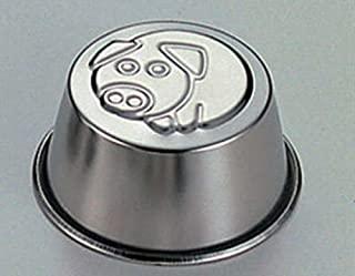 霜鸟制作所 nakayu布丁杯 18-8不锈钢 WPL10003