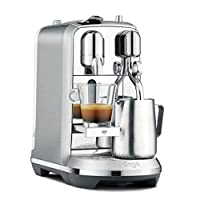 Sage Nespresso 膠囊咖啡機 the Creatista Plus SNE800BSS4EGE1,1600,1L,拉絲不銹鋼