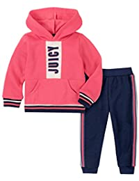 Juicy Couture 橘滋 女童运动套装 2 件套