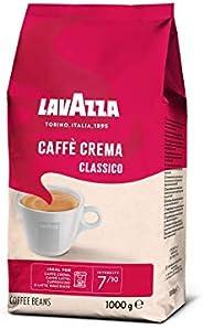 Lavazza Caffè Crema 经典咖啡 1包(1 x 1 kg)