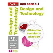 OCR GCSE 9-1 Design & Technology All-in-One Complete Revision and Practice: For the 2020 Autumn & 2021 Summer Exams (Collins GCSE Grade 9-1 Revision) (English Edition)