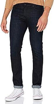 BOSS 男士 Delaware Bc-p 修身牛仔裤 蓝色 33W / 34L