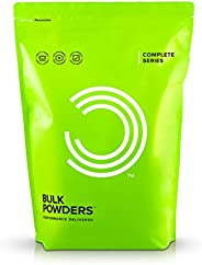 BULK POWDERS Complete Vegan Protein Blend High Quality, Natural, Plant Based Protein Drink, Strawberry, 2.5 kg