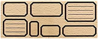 Florilèges Design fg117079 七张学校印章标签 6 x 15 x 2.5 厘米