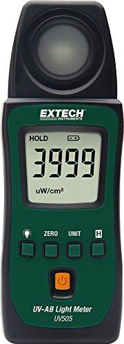 Extech UV505 口袋 UV-Ab 测光仪
