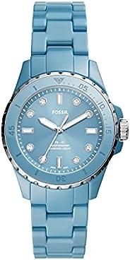 Fossil 手表 FB-01 CE1109 女士 蓝色