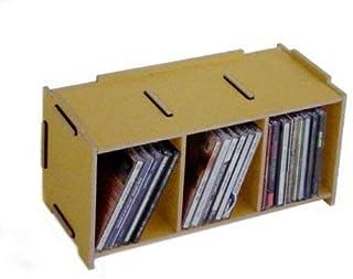 Werkhaus GmbH SON2053-03 媒体盒 CD,自然色
