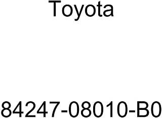 丰田 84247-08010-B0 方向盘开关