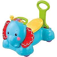 Fisher- Price 费雪 3合1飞天小象 多功能儿童骑乘玩具 BFH56