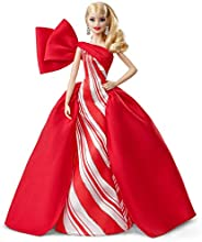 Mattel 2019 假日 Holiday Barbie - Blonde curls 多种颜色