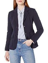 Emporio Armani 安普里奥·阿玛尼女式双绉弹力西装