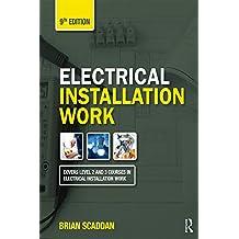 Electrical Installation Work (English Edition)