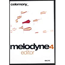 Celemony Software MELODYNE 4 (DL串行版) EDITOR