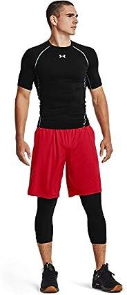 Under Armour 安德玛 男士Tech透气超轻带图案运动短裤