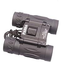 熊猫 户外袖珍蓝膜广角高清晰双筒望远镜8*21 ZT008