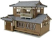 sankei 1/150 立体模型系列 民家C MP03-85 纸工艺品