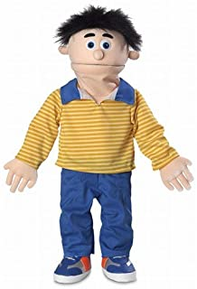 """30"""" Bobby, Peach Boy, Professional Performance Puppet with Removable Legs, Full or Half Body"""