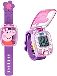 VTech 伟易达 粉红猪小妹学习手表,紫色