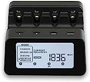 Powerex MH-C9000PRO 专业充电器分析仪