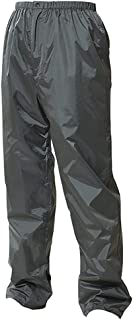 Maxk 共3种颜色 5种尺寸 雨裤 2层 止水胶带 10,000mmH2O 深灰色 Large AS-950