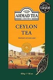 Ahmad Tea倫敦 :錫蘭茶(散茶)500克 / 17.6盎司