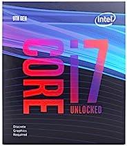 Intel 英特尔 BX80684I79700KF 英特尔酷睿 i7-9700KF 台式机处理器 8 核心高达 4.9 GHz Turbo 解锁,不带处理器显卡 LGA1151 300 系列 95W